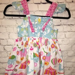 Eleanor Rose Girls Dress